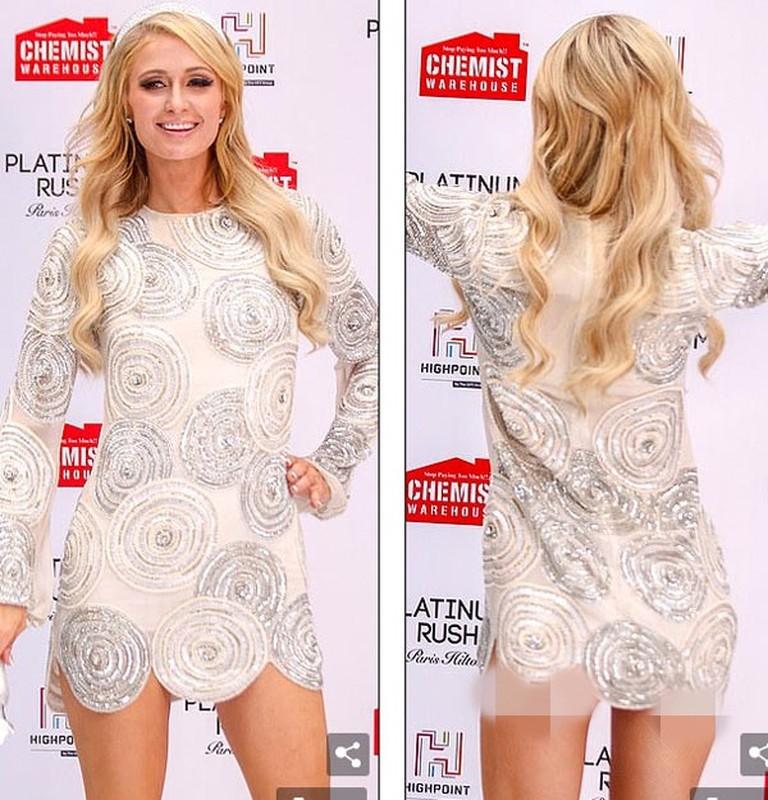Bat ngo voi nhung lan mac trang phuc phan cam cua tieu thu Paris Hilton-Hinh-8