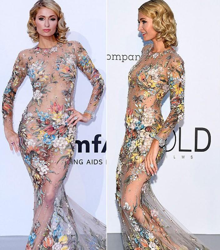 Bat ngo voi nhung lan mac trang phuc phan cam cua tieu thu Paris Hilton-Hinh-9