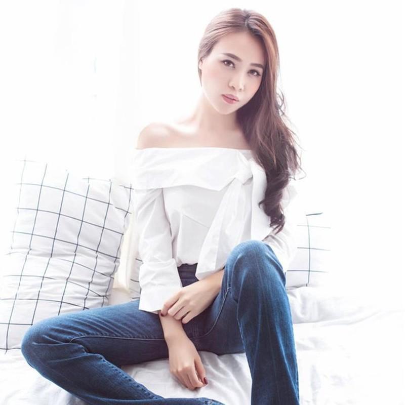 Khong ngo Dam Thu Trang, vo sap cuoi Cuong Do La, an mac gian di the nay-Hinh-10