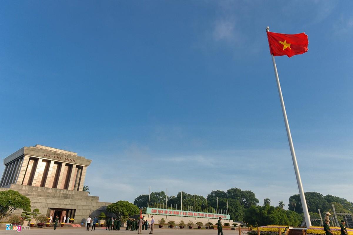 Nghi le thuong co o Lang Chu tich Ho Chi Minh-Hinh-11
