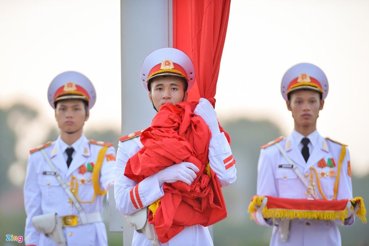 Nghi le thuong co o Lang Chu tich Ho Chi Minh-Hinh-5