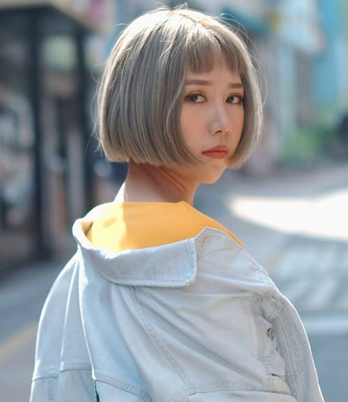 Hari Won va cac sao Viet tung de mai toc bach kim cuc xinh-Hinh-4