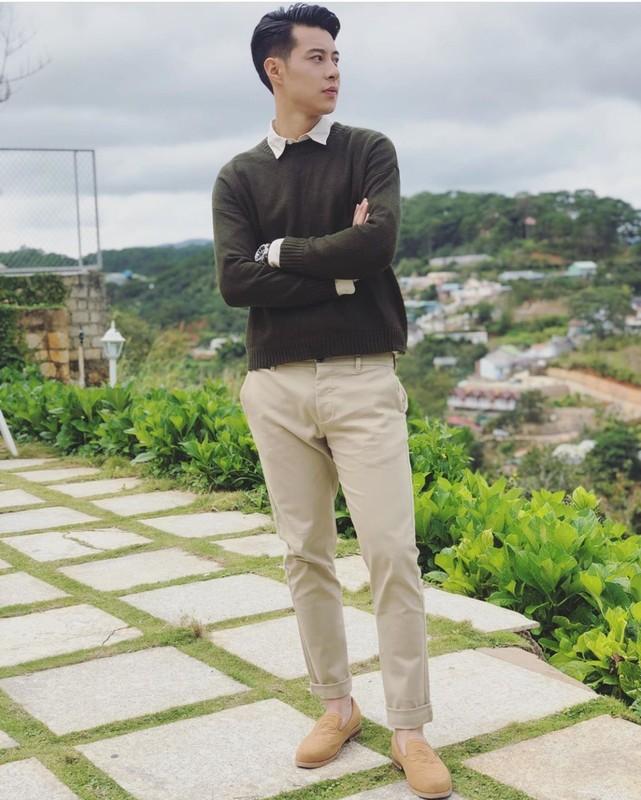 """Chang trai hai lan """"cam sung"""" Huong Giang so huu gu thoi trang lich lam-Hinh-5"""