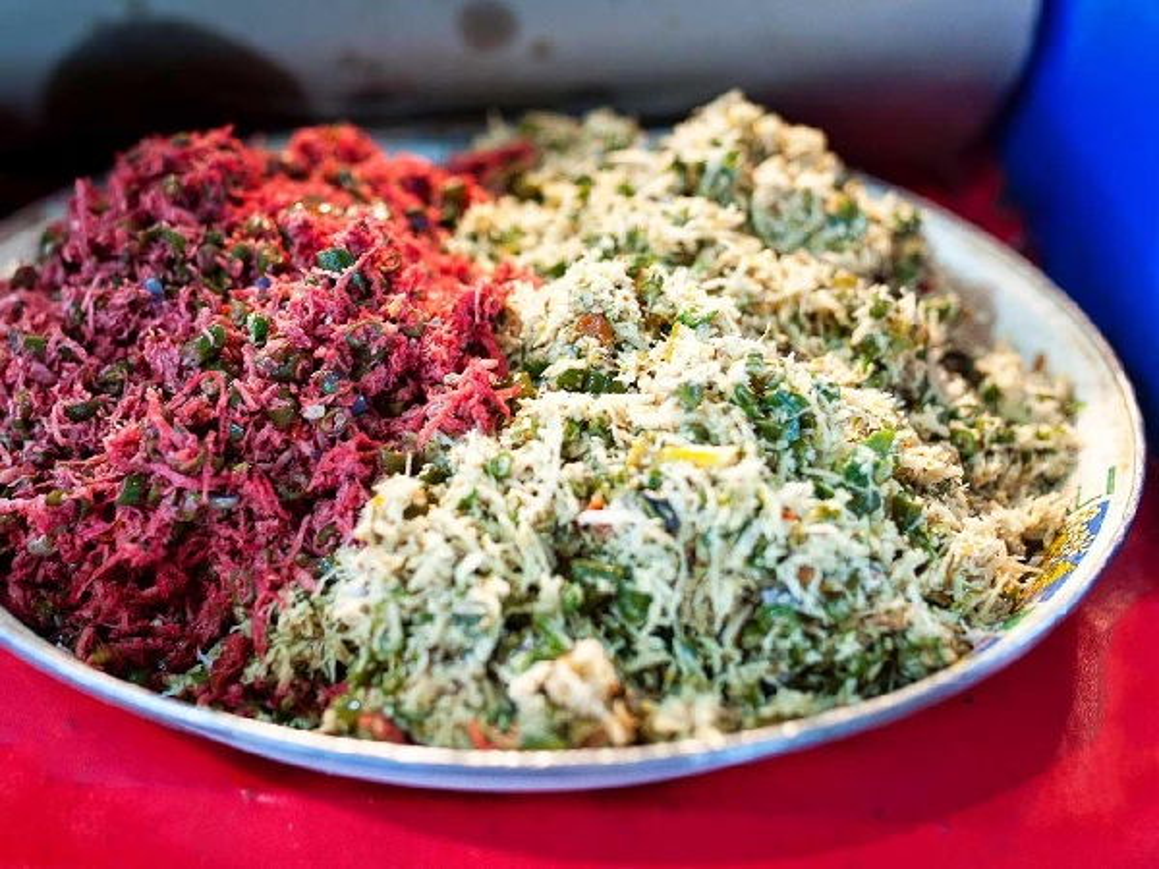 "Den thien duong Bali, nho thuong thuc ba mon salad ky la khien du khach ""tron mat"""