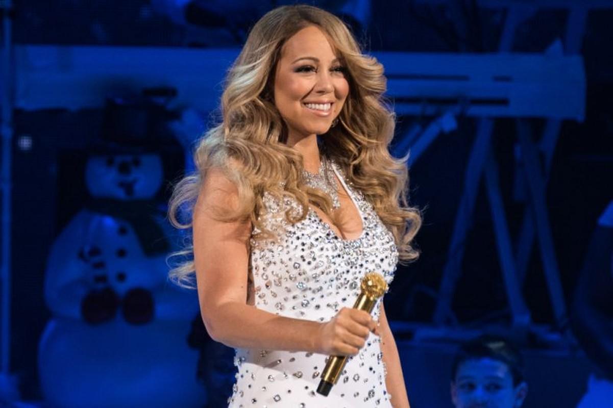 """Nu hoang nhac Giang sinh"" Mariah Carey giu dang bang mon an dat do gi?-Hinh-7"