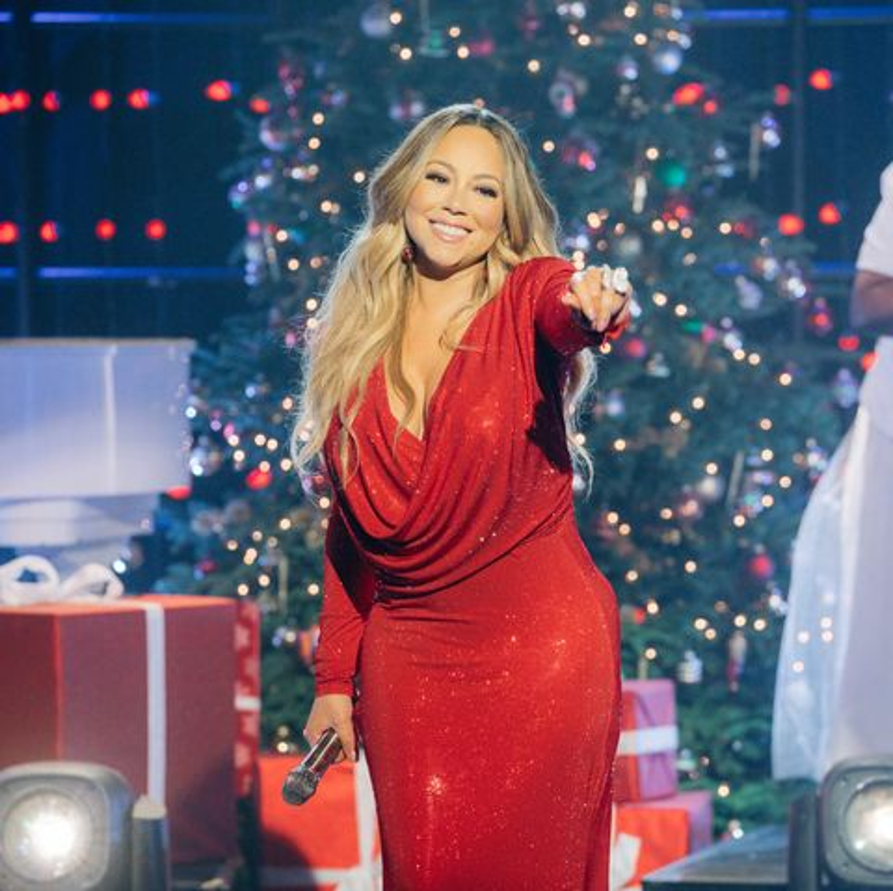 """Nu hoang nhac Giang sinh"" Mariah Carey giu dang bang mon an dat do gi?-Hinh-8"