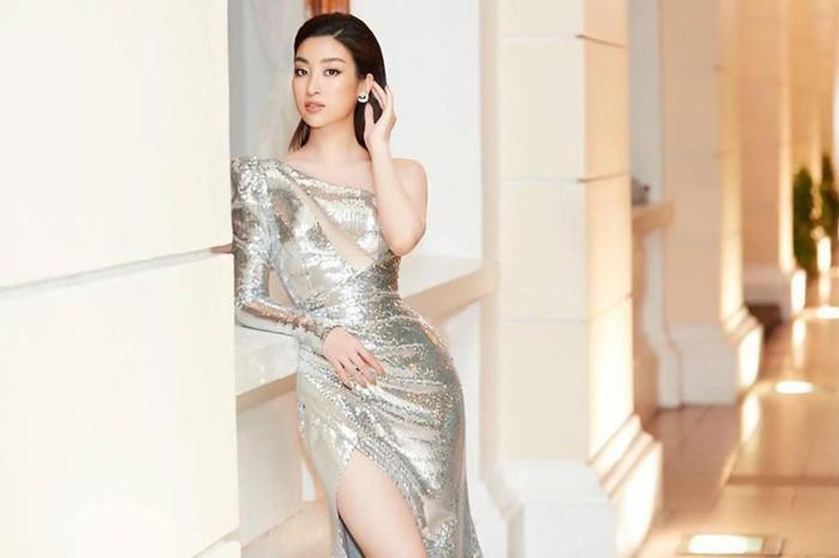 Ngam phong cach thoi trang sanh dieu cua nang hau tuoi Ty Do My Linh-Hinh-2