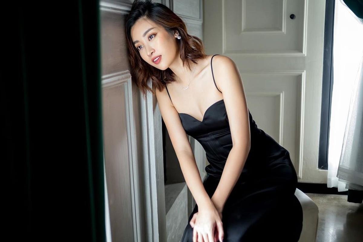 Ngam phong cach thoi trang sanh dieu cua nang hau tuoi Ty Do My Linh-Hinh-3