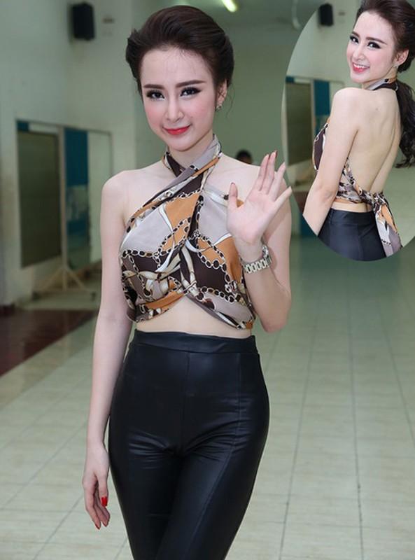 "Thoi trang buoc khan lam ao cua sao Viet ""dot mat"" nguoi nhin-Hinh-6"