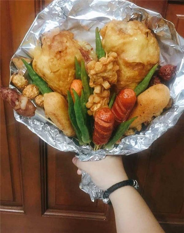 """Doc dao nhung bo hoa thuc an """"nhin la them"""" cho ngay Valentine-Hinh-6"""