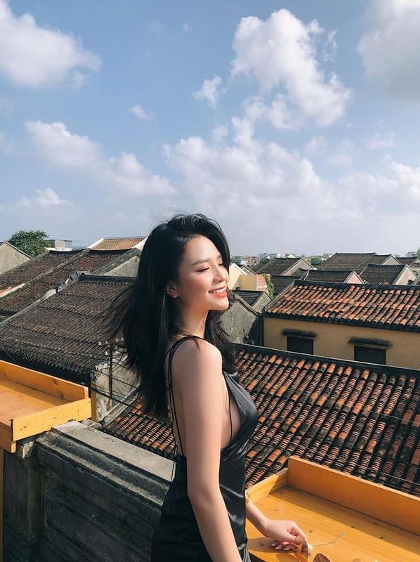Nang hot girl lai Phap gay sot tren dat My vi cach an mac cuc sexy-Hinh-9