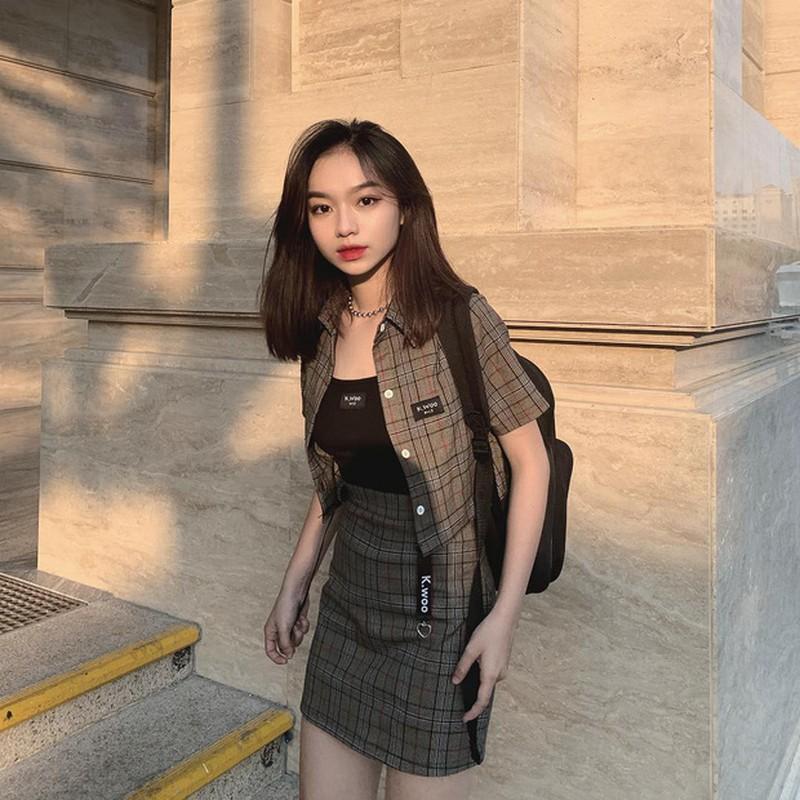 Nang hot girl ten la Tran Nha Ca chuong gu an mac chanh, ca tinh-Hinh-3