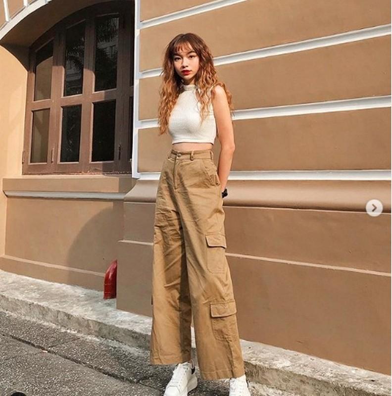 Nang hot girl ten la Tran Nha Ca chuong gu an mac chanh, ca tinh-Hinh-4