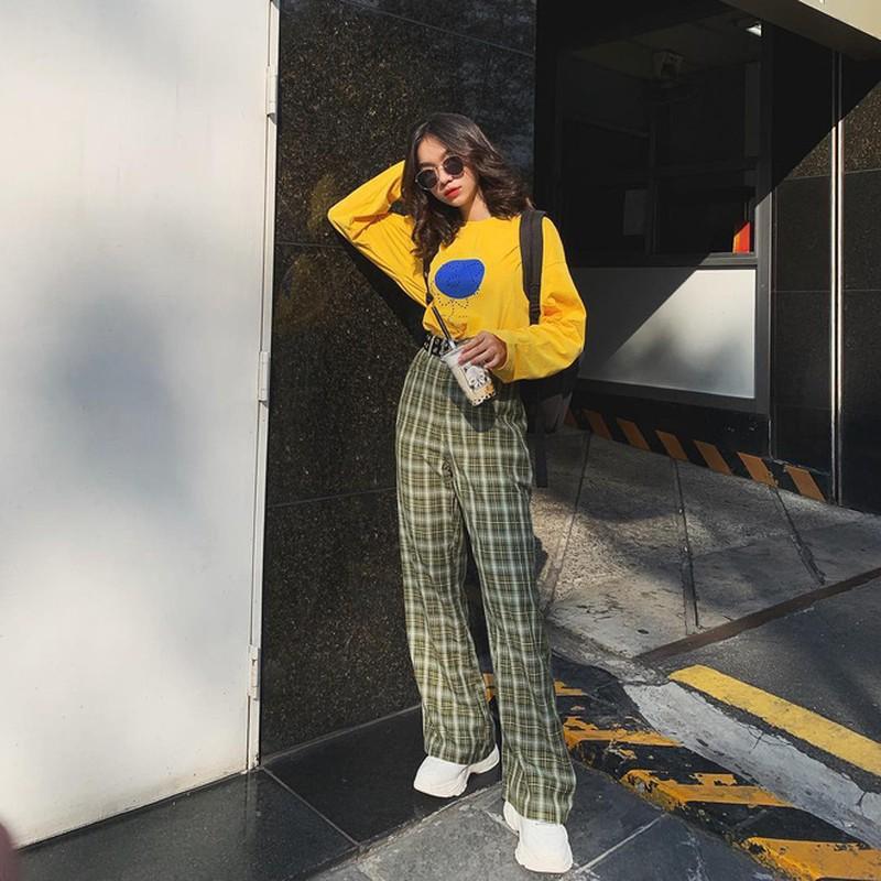 Nang hot girl ten la Tran Nha Ca chuong gu an mac chanh, ca tinh-Hinh-5