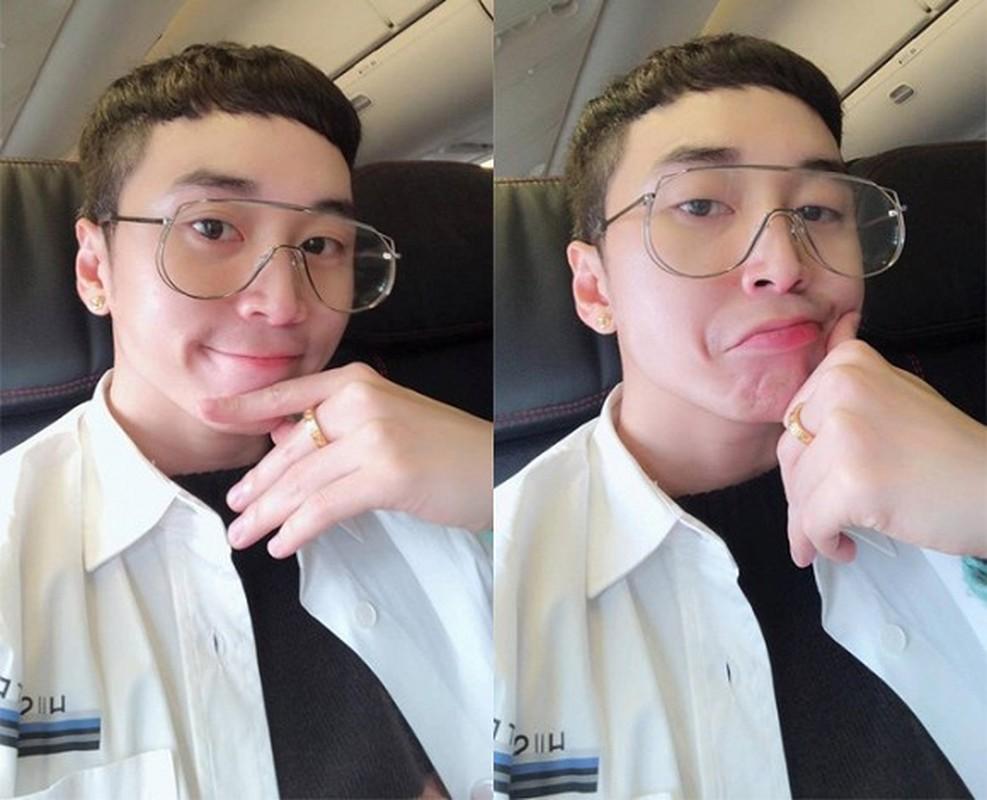 """""""Cuoi ngat"""" sao Viet bat trend kieu toc ngo tau cua Park Seo Joon """"'Tang lop Itaewon""""-Hinh-6"""