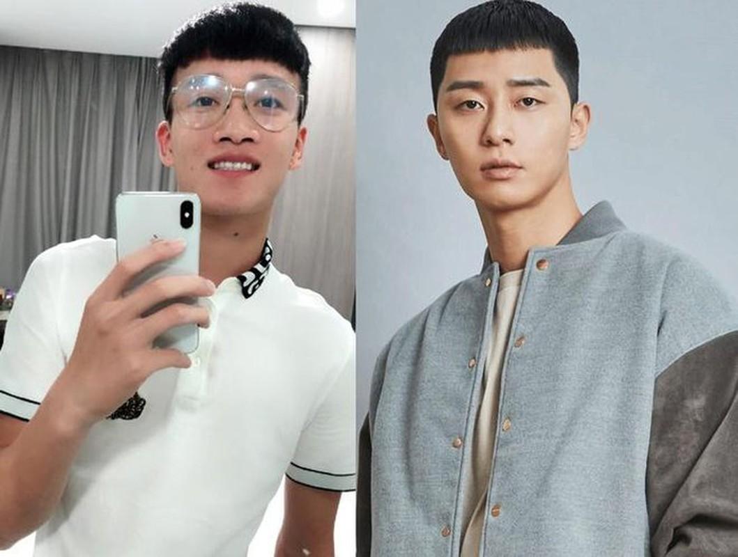 """""""Cuoi ngat"""" sao Viet bat trend kieu toc ngo tau cua Park Seo Joon """"'Tang lop Itaewon""""-Hinh-9"""
