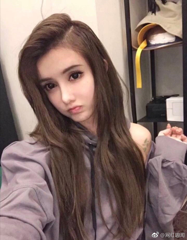 "Nhan sac bong nhien xinh dep nho tham my cua ""hot girl mat ran"" Trung Quoc-Hinh-8"