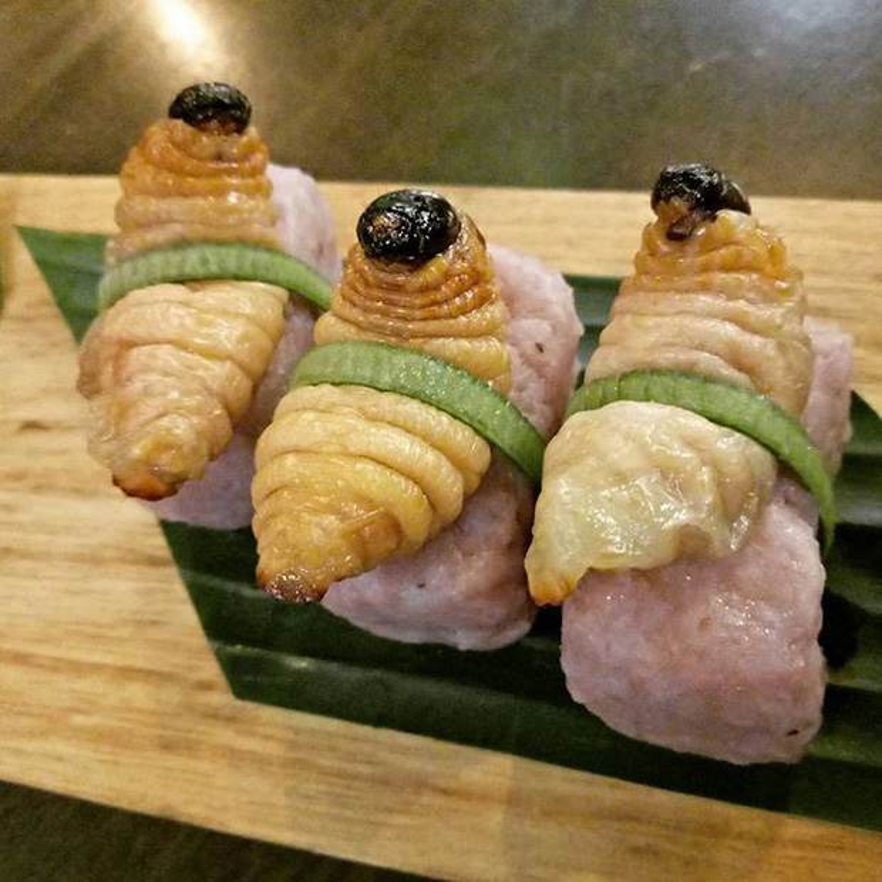 Rung minh voi mon sushi duong dua kinh di o Malaysia-Hinh-3