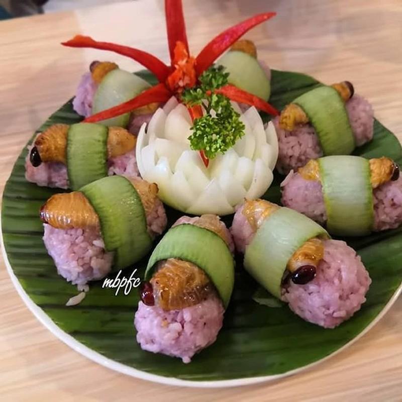 Rung minh voi mon sushi duong dua kinh di o Malaysia-Hinh-9