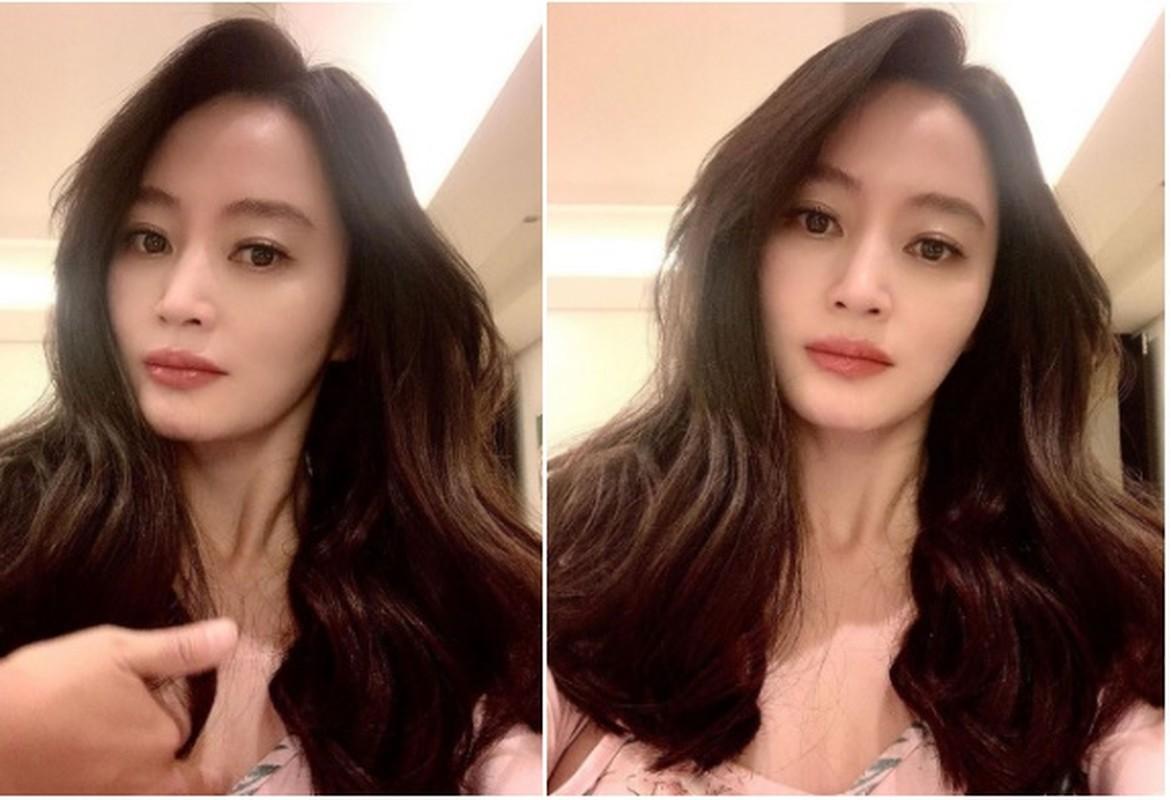 """Bi quyet giu dang nong bong kho tin cua """"nu hoang sexy xu Han"""" tuoi U50"""