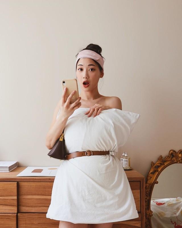 """""""Bat"""" trend lay goi lam vay, nguoi dep Viet trong cuc sexy va sanh dieu-Hinh-7"""