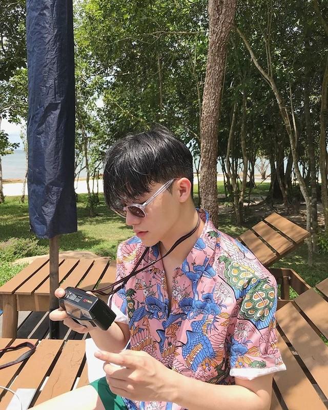"""Cuu nam tiep vien Han an mac lich lam, dep trai nhu nam than khien fan nu """"rung tim""""-Hinh-10"""