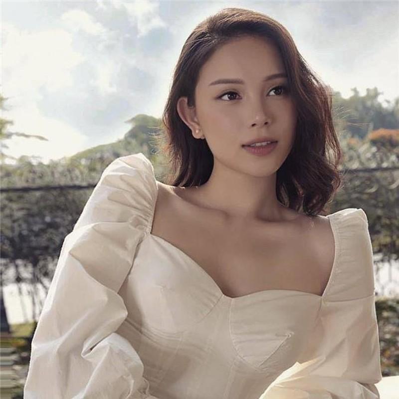 Linh Rin, ban gai cua em chong Ha Tang an mac cuc ky sang chanh-Hinh-5