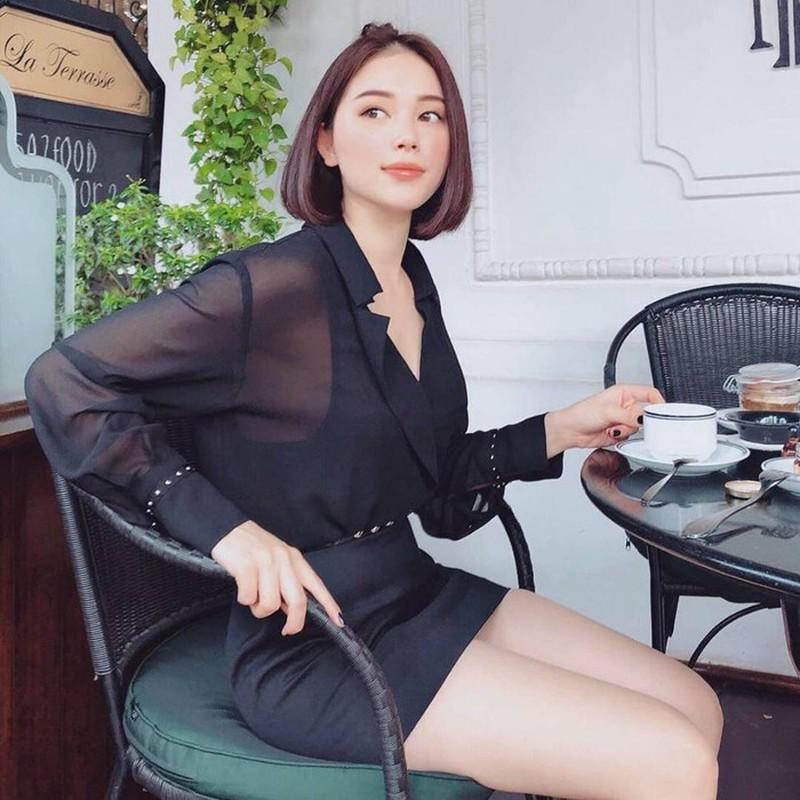 Linh Rin, ban gai cua em chong Ha Tang an mac cuc ky sang chanh-Hinh-9
