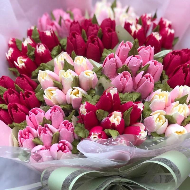 "Ngat ngay voi nhung bo hoa ""an duoc"" dep toi kho tin cua ba me 5 con-Hinh-5"