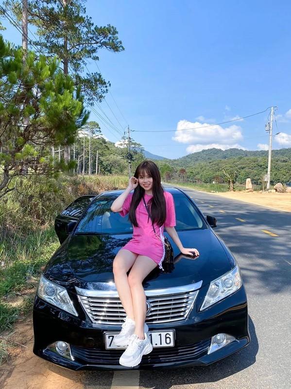 Huynh Anh, ban gai moi Quang Hai co gu thoi trang cuc sanh dieu-Hinh-10