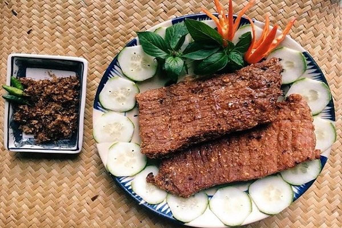 "Muoi kien vang - dac san la cua Tay Nguyen nhieu nguoi ""so tai mat""-Hinh-3"