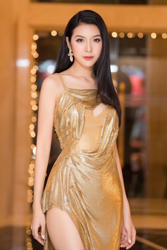 A hau Thuy Van an mac sanh dieu truoc khi lay chong hon 10 tuoi-Hinh-3