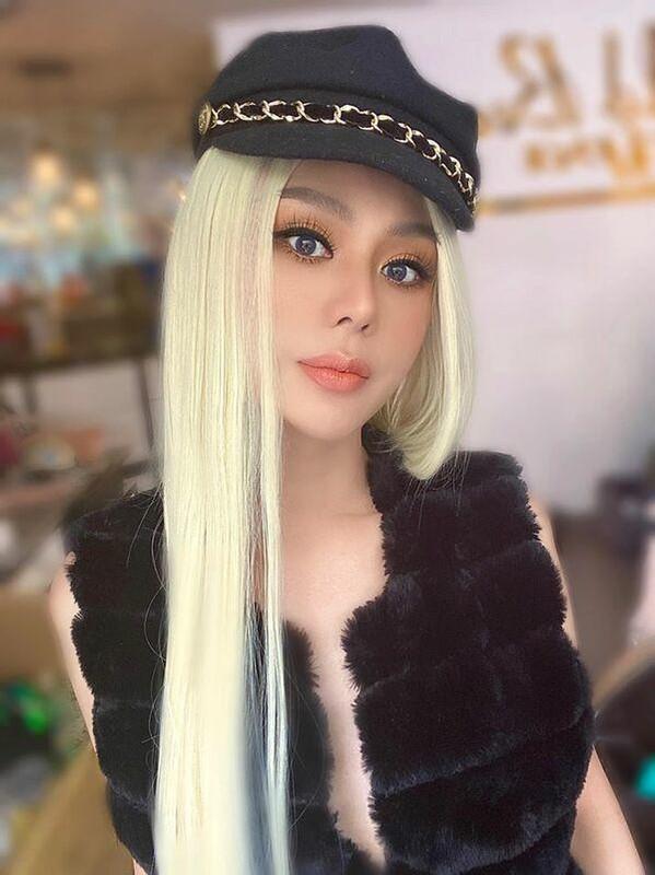 H'Hen Nie va cac sao Viet nhuom toc bach kim xinh nhu gai Tay-Hinh-10