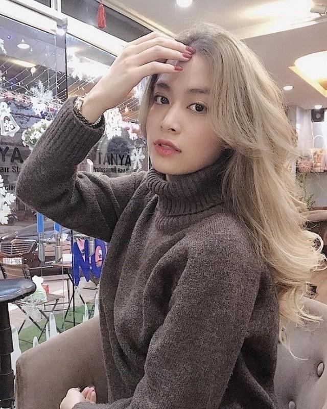 H'Hen Nie va cac sao Viet nhuom toc bach kim xinh nhu gai Tay-Hinh-9