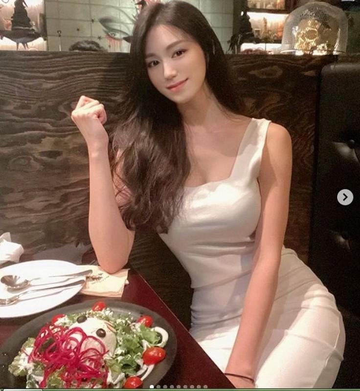 """Nhuc mat"" gu thoi trang goi cam cua nu hoang phong gym xu Han-Hinh-8"