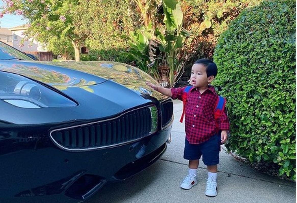 Con trai Pham Huong be ti nhung me cho an mac sanh dieu vo cung-Hinh-4