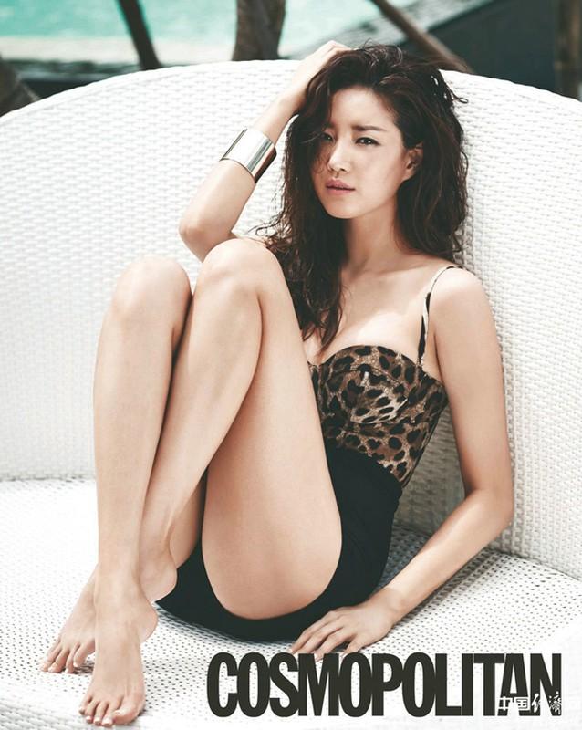 """Hoa hau nguc khung"" Kim Sa Rang tiet lo bi quyet giu dang o tuoi 42-Hinh-8"