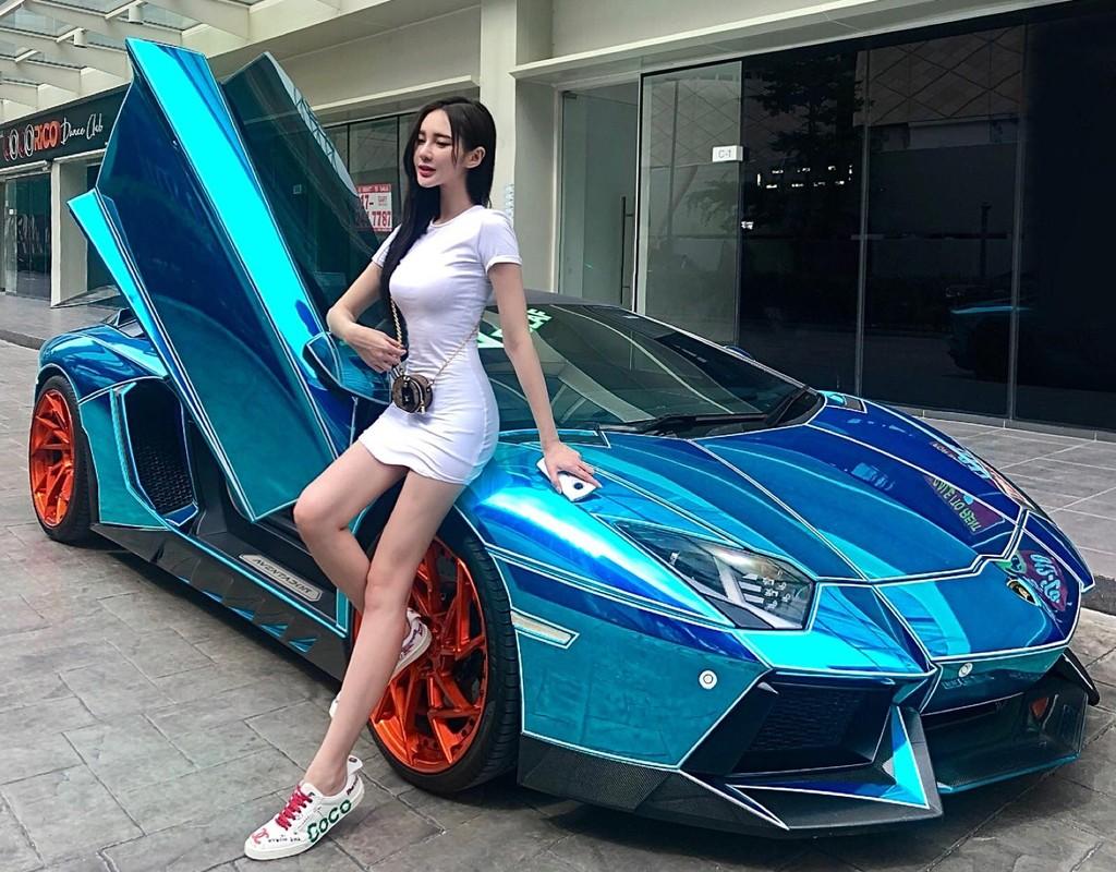 My nhan co guong mat dep nhat Malaysia an mac cuc sexy