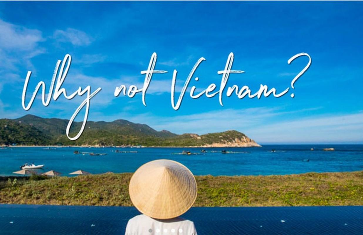 CNN quang ba du lich Viet Nam: Diem mon an duoc khen het loi
