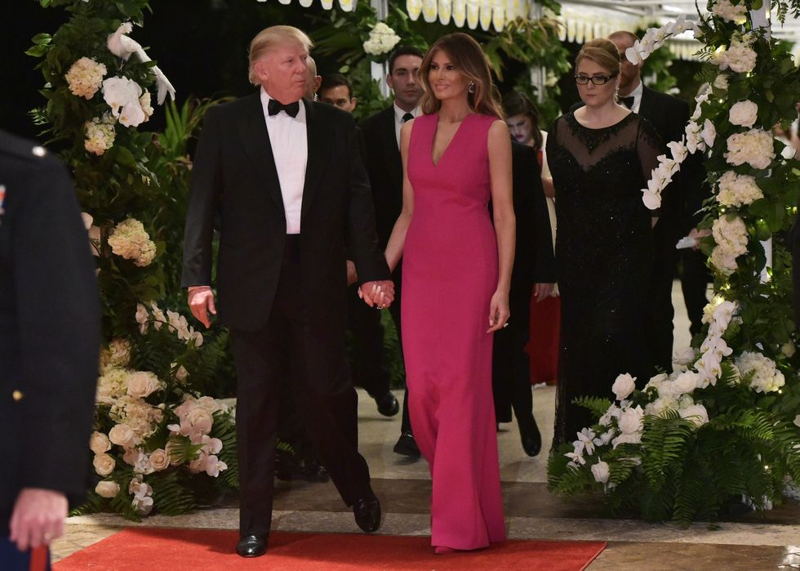 Gu thoi trang an tuong cua De nhat phu nhan My Melania Trump-Hinh-5