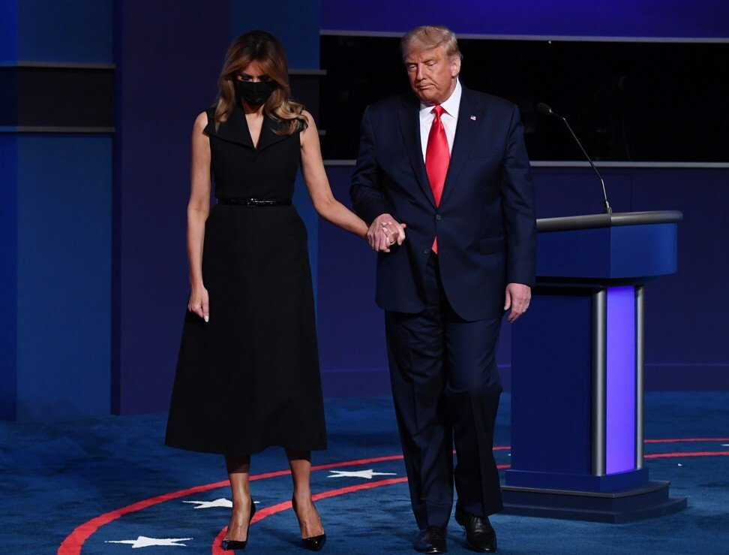 Gu thoi trang an tuong cua De nhat phu nhan My Melania Trump