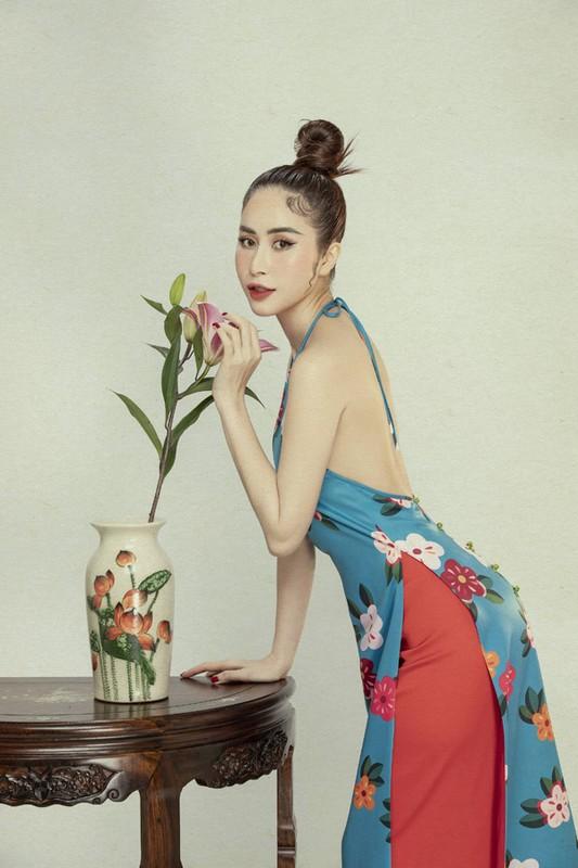 Hoa hau Phan Ngoc Han an mac cuc sexy sau do vo tinh cam-Hinh-9