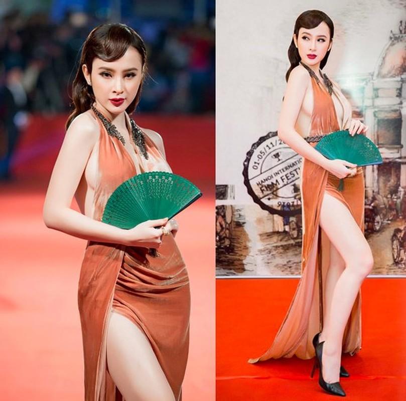 Ngan ngam thoi trang tham do phan cam cua cac my nhan Viet-Hinh-9