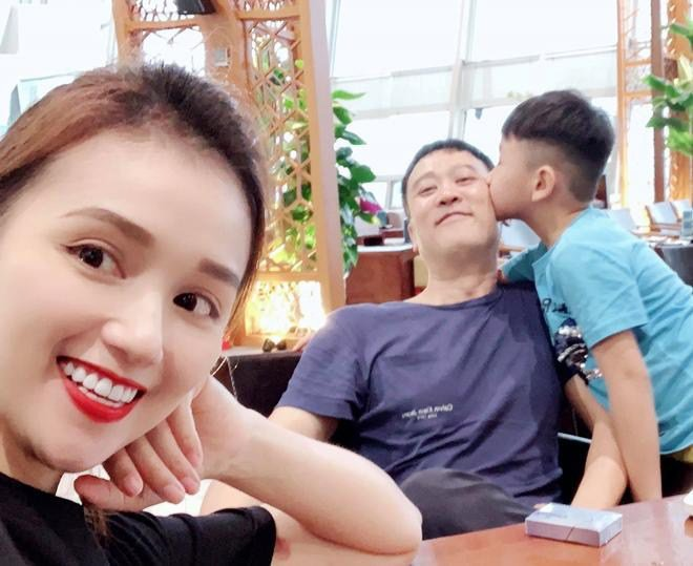La Thanh Huyen tro tai nau nuong voi loat mon ngon hap dan