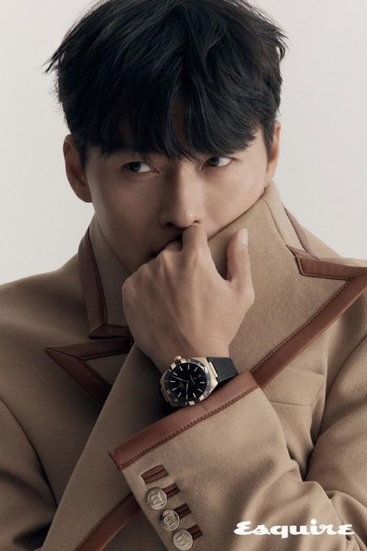 "Hyun Bin an mac lich lam ""don tim"" fan nu trong bo anh moi-Hinh-3"
