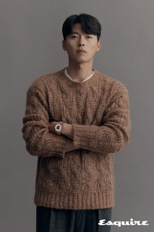 """Hyun Bin an mac lich lam """"don tim"""" fan nu trong bo anh moi"""