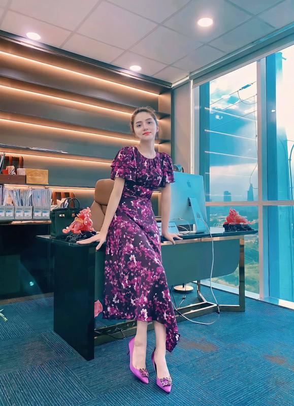 Hoc cach phoi do cong so thanh lich nhu hoa hau Huong Giang-Hinh-5