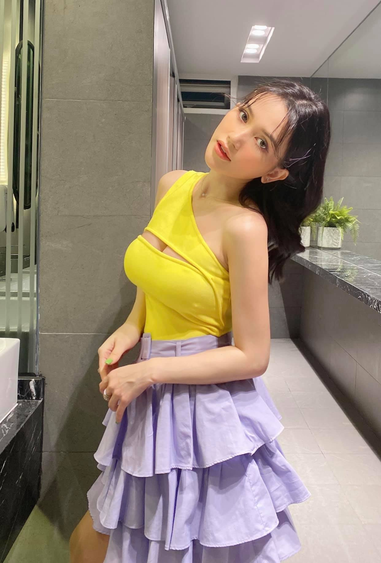 "Hau chia tay Huynh Phuong, Si Thanh mac goi cam ""het nac""-Hinh-7"