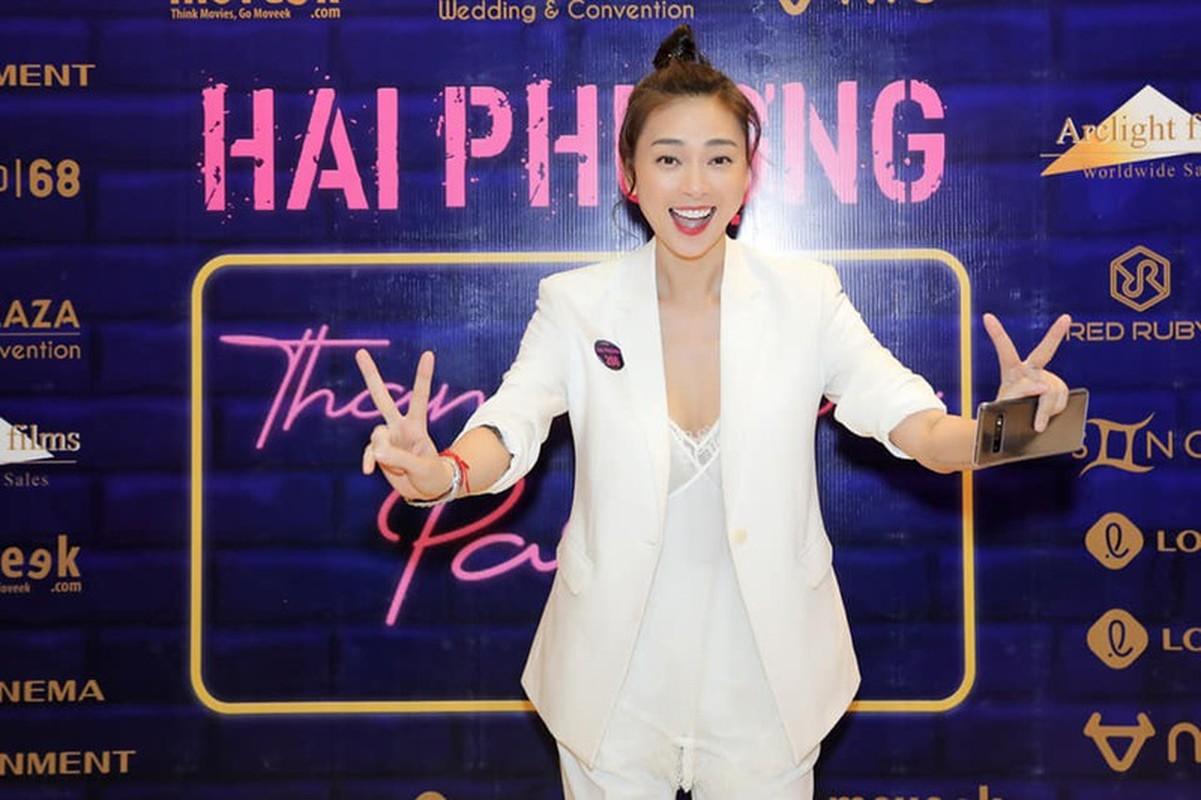 Bi quyet luyen tap giu dang o tuoi 40 cua da nu Ngo Thanh Van