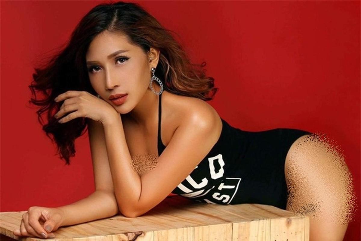 """Nong mat"" voi gu thoi trang nong bong, sexy cua Kha Nhu-Hinh-3"